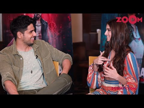 Sidharth Malhotra & Tara Sutaria on their film Marjaavaan, their first meet, their characters & more Mp3