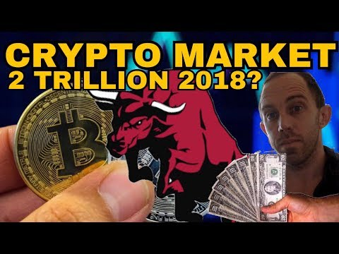 Market On It's Way To $1 Trillion? - $40,000 bitcoin? - Bull Run of 2nd Wave Of Crypto Investors