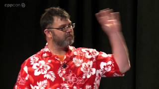 "CppCon 2014: Mike Acton ""Data-Oriented Design and C++"""