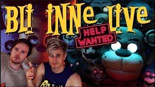 Overlever vi hos Freddy's? - Bli Inne Livestream #6