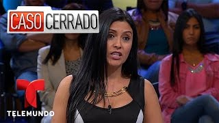 Returning my partner's child | Caso Cerrado | Telemundo English