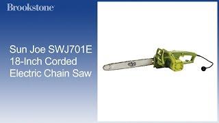 Sun Joe SWJ701E 18-Inch Corded Electric Chain Saw