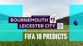 Bournemouth vs Leicester city  premier league prediction matchweek 5