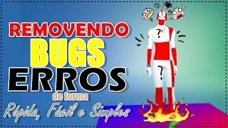 🔴 REMOVER CONTEÚDO PERSONALIZADO BUGADO DE MODO SIMPLES - The Sims 4