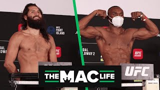 UFC 251: Kamaru Usman vs. Jorge Masvidal Official Weigh-Ins | Fight Island
