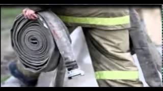 Профессия пожарный. Развитие и обучение - урок 8