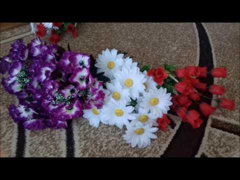 Цветы в интерьере. Магазин искусственных цветов. Artificial flowers