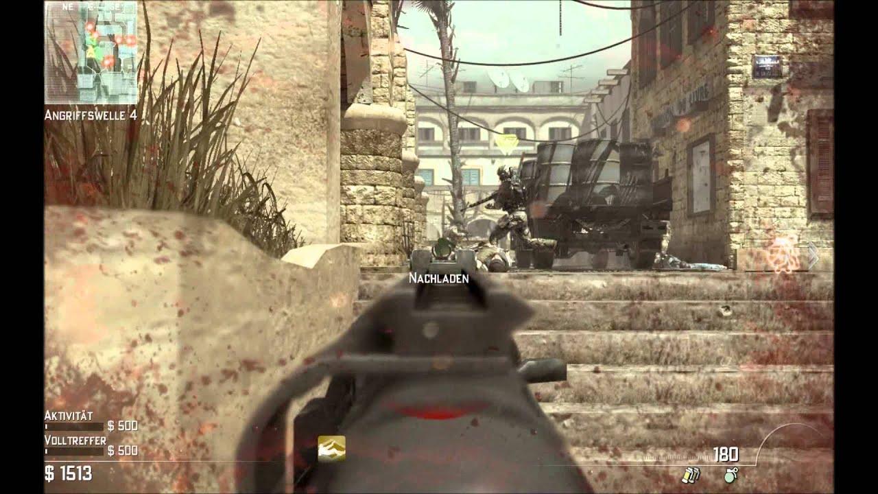 Lets Play Call Of Duty Modern Warfare 3 überlebenskampf Auf