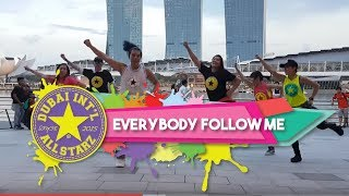 Everybody Follow Me | Zumba® | Alfredo Jay | Dance Fitness