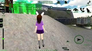 Playing like a princess alone -JP schoolgirl supervisor multiplayer
