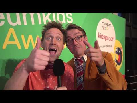 Museumkids Awards 2018 | Uitreiking