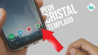 El peor cristal templado para Samsung Galaxy S8