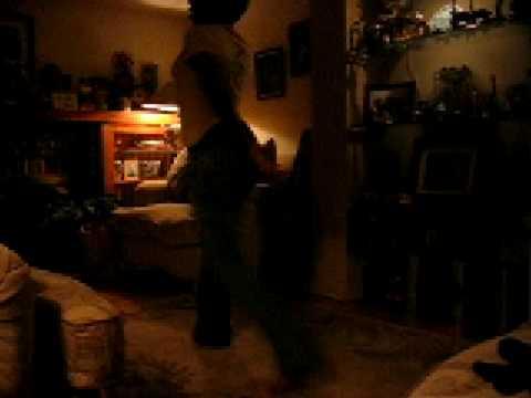 Me, Enjoli,  Dancing...Again
