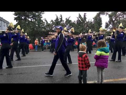 SUMNER WASHINGTON MARCHING Band