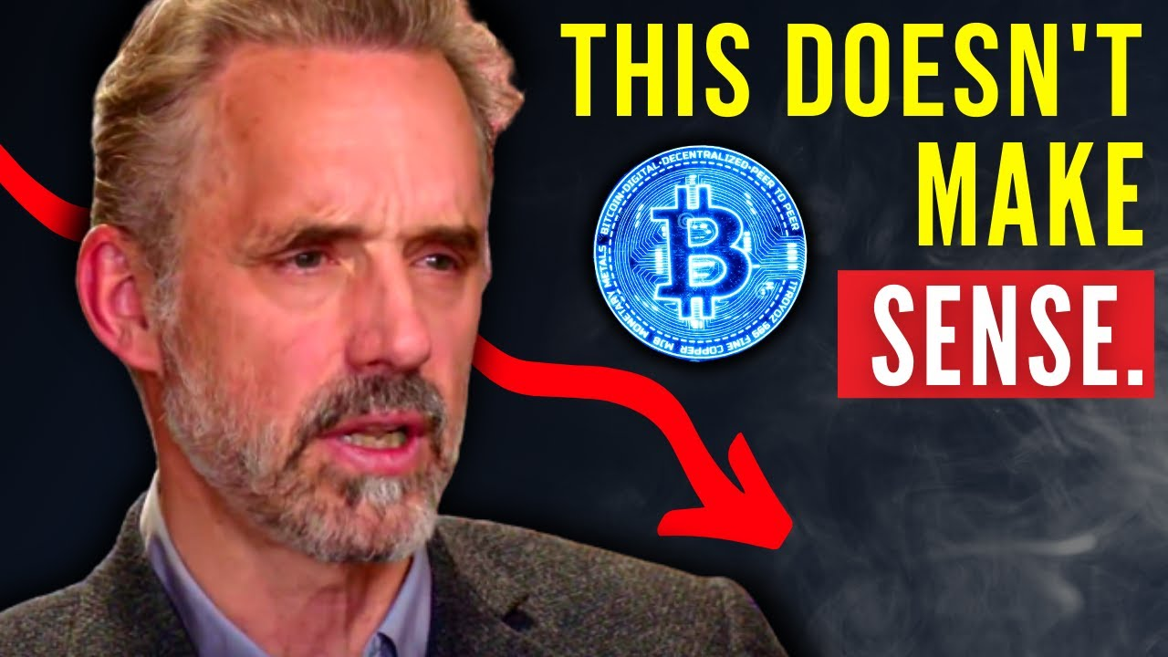 "Jordan Peterson Bitcoin ""PREPARE YOURSELF!"" This Doesn't Make Sense."