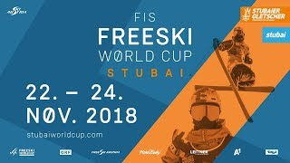 FIS Freeski World Cup Stubai 2018 - Official Teaser Clip
