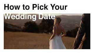 Mistakes couples make when picking a Wedding Date | Wedding Planning