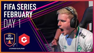 Gfinity FIFA Series February LQE - Day 1