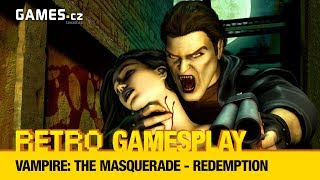 Retro GamesPlay - Vampire: The Masquerade - Redemption + Extra Round - GODS