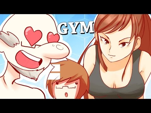 What I HATE About The Gym Part.2 - Animation