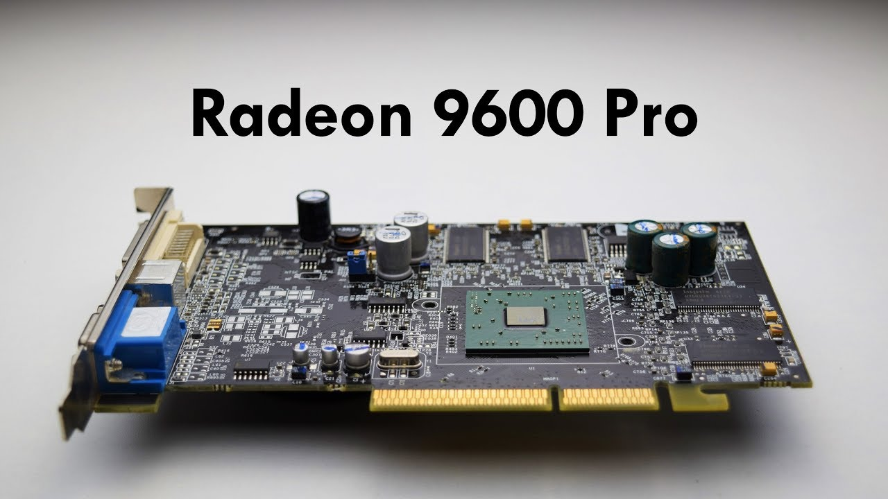 ATI RADEON 9600 PRO 128MB DRIVER FOR WINDOWS 10