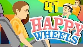 ПРОСТИ МЕНЯ БИЛЛИ!! ИГРА МЕНЯ ТРОЛИТ?? - Happy Wheels 41