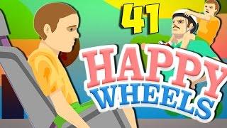ПРОСТИ МЕНЯ БИЛЛИ!! ИГРА МЕНЯ ТРОЛИТ?? - Happy Wheels 41