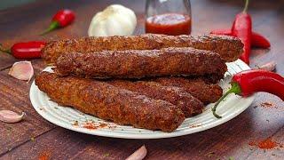 Merguez fait maison ! Saucisses orientales épicées : recette délicieuse très facile et rapide !