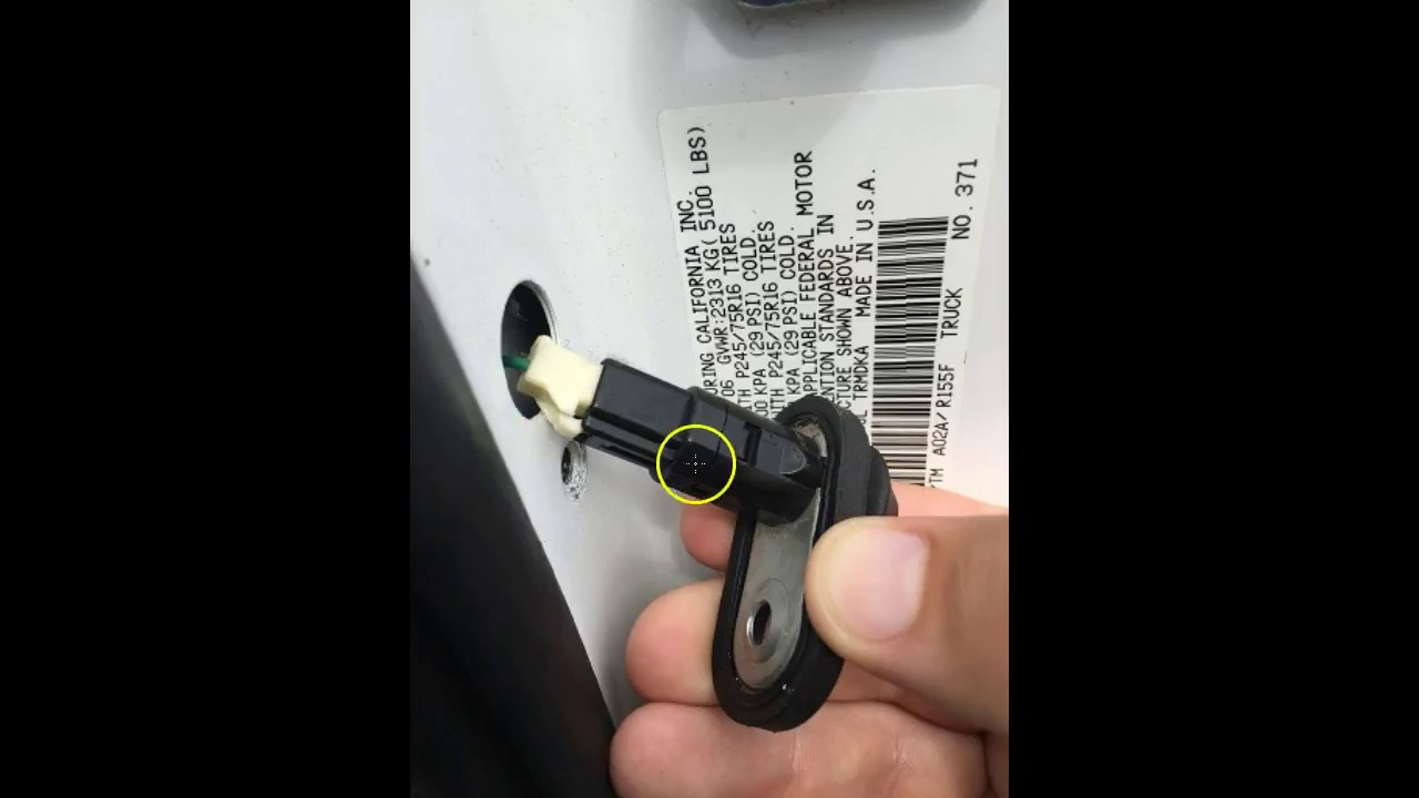 How To Disable Toyota Door Chime - Easy 2 Minute Fix - Key In Ignition  Buzzer Disabled