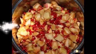Варенье из яблок с брусникой два варианта.  Заготовки на зиму