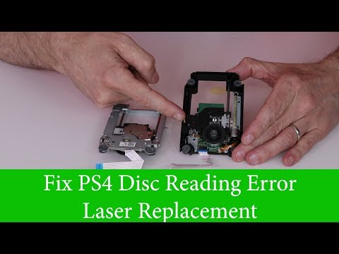 ps4-disc-reading-error---laser-fix---how-to-repair-blu-ray-drive