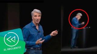 Apple revela por qué falló el Face ID del iPhone X | El recuento