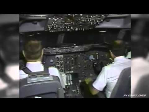 """""""Busy Jim"""" - Old Continental CRM Training Video (Boeing 737)"""