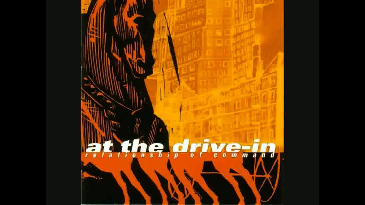 at the drive in relationship of command lyrics to hello