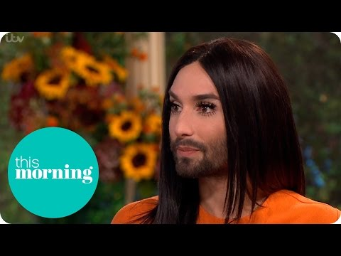 How Tom Became Conchita | This Morning