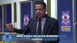 João Paulo pronunciamento 08 08 2018