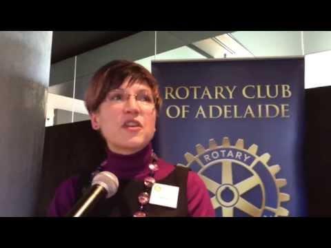 Sharyn Broer - CEO Meals on Wheels (SA)