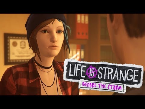 DETECTIVE CHLOE - Life is Strange: Before the Storm | EP 3 Part 4