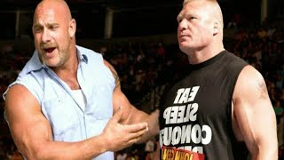 5 Wrestlers you did not know are close to Brock Lesnar in real life