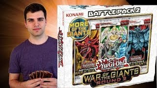 Best Yugioh Battle Pack 2 War Of The Giants Round 2 Box Opening! OH BABY!!!