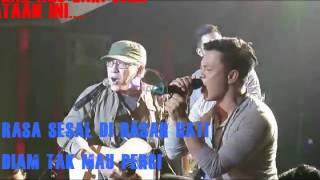Iwan Fals Feat NOAH - Yang Terlupakan Lirik