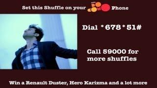 Atif Aslam Call Me Tune Shuffle
