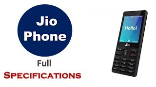 Jio Phone Full specifications by Tech Reviews