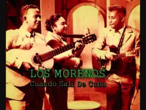 LOS MORENOS - Cuando Sali De Cuba