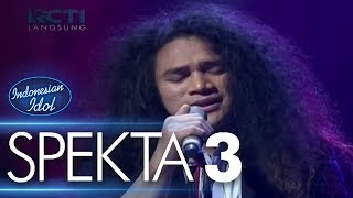 Video CHANDRA - BEBASKAN DIRIKU (Armada) - SPEKTA 3 - Indonesian Idol 2018 download MP3, 3GP, MP4, WEBM, AVI, FLV September 2018