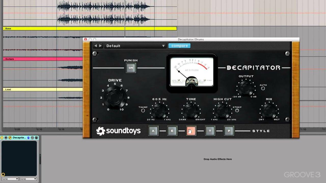 Decapitator (SoundToys Effects Explained)
