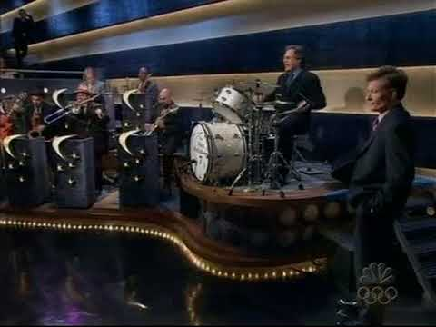 Late Night 'In the Groove! (Max Weinberg Can't Stop!) 8/5/04