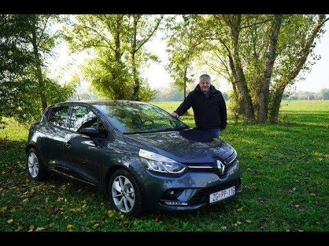 Renault Clio - testirao Zlatan Zuhrić-Zuhra