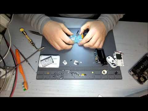 Sony FDR - X1000V - Разборка, восстановления после воды.