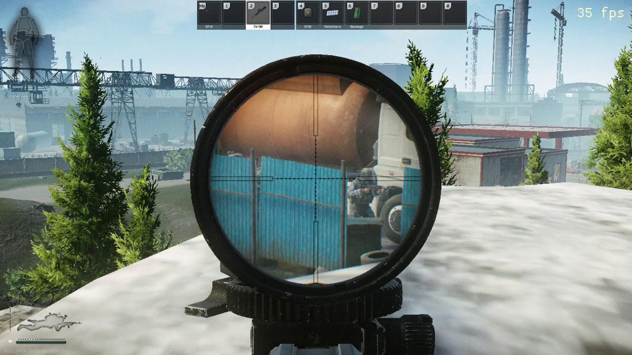 Offline Mode Escape From Tarkov : Deal Maker + Guards ...